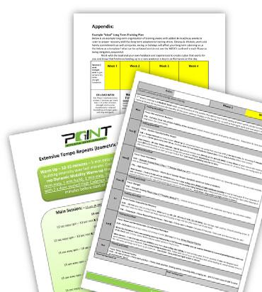 MTB Training Plans
