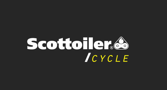 Scottoiler logo MTB Training