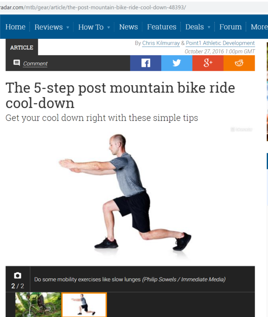 News Archives | Point1Athletic MTB Training